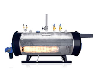 Steam boiler (steam generator)